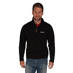 Regatta - Black elgon fleece
