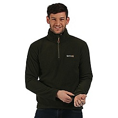 Regatta - Dark green Elgon fleece