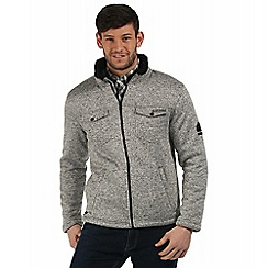 Regatta - Grey Pikes fleece jacket