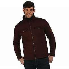 Regatta - Brown Pikes fleece jacket