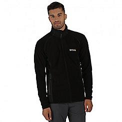 Regatta - Black ashton fleece
