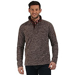 Regatta - Brown Torbay fleece sweater