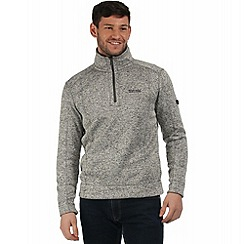 Regatta - Grey Lincon fleece sweater