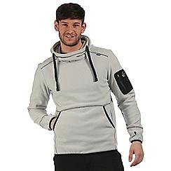 Regatta - Grey Antero overhead fleece