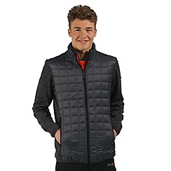 Regatta - Grey Chilton hybrid lightweight jacket