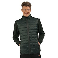 Regatta - Green Chilton hybrid lightweight jacket