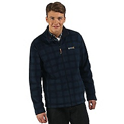 Regatta - Navy Tomkin fleece jacket