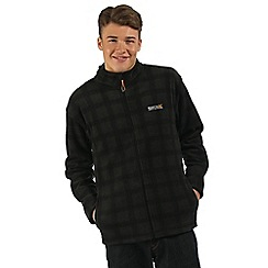 Regatta - Black Tomkin fleece jacket
