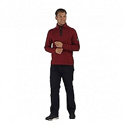 Regatta - Red troy fleece