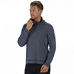 Regatta - Navy troy fleece