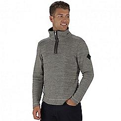 Regatta - Grey troy fleece