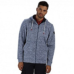 Regatta - Navy karlin fleece