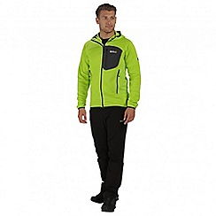 Regatta - Green Cartersville fleece