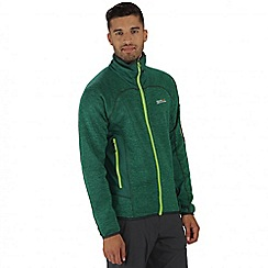Regatta - Green Columbus fleece