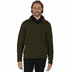 Regatta - Green 'Eddard' fleece