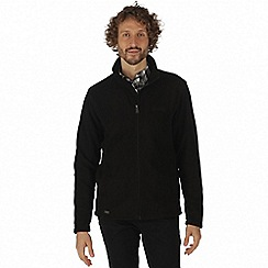 Regatta - Black 'Eddard' fleece