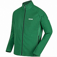 Regatta - Green 'Tafton' fleece