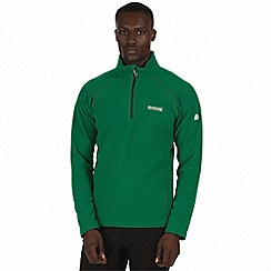Regatta - Green 'Kenger' fleece
