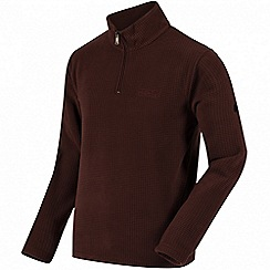 Regatta - Brown 'Elgon' fleece