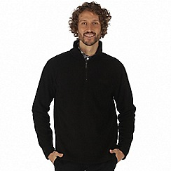 Regatta - Black 'Elgon' fleece