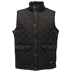 Regatta - Black rigby bodywarmer