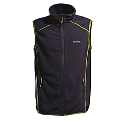 Regatta - Black uprise bodywarmer