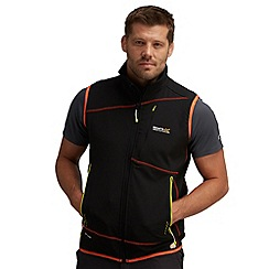 Regatta - Black tyndall bodywarmer