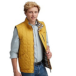 Regatta - Yellow lennon bodywarmer