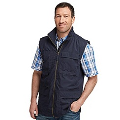 Regatta - Navy crossfell bodywarmer