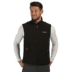 Regatta - Black(dark grey) bradwell body warmer ii