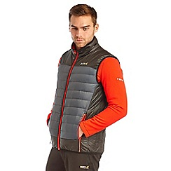 Regatta - Black/grey highfell body warmer