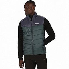 Regatta - Green 'Icebound' body warmer