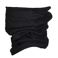 Regatta - Black multi tube head and neck wear
