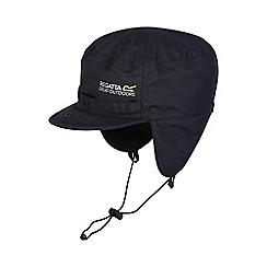 Regatta - Black Padded igniter hat