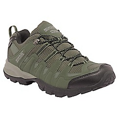 Regatta - Olive garsdale low walking shoe