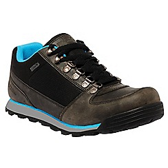 Regatta - Clove/blue meresville low casual walking shoe