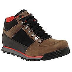 Regatta - Tan/orange meresville casual walking boot
