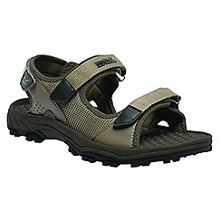 Regatta - Brown Terrarock sandals
