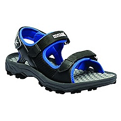 Regatta - Black Terrarock sandals