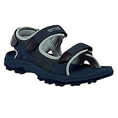 Regatta - Grey terrarock casual walking sandal