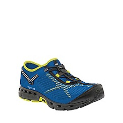 Regatta - Blue hydra-pro walking shoe