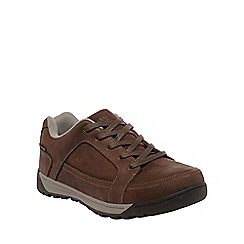 Regatta - Brown stanly low walking shoe