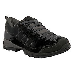 Regatta - Black rockridge walking shoe