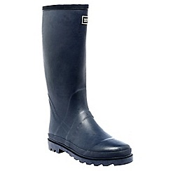 Regatta - Navy Mumford wellington boots