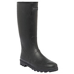 Regatta - Black mumford welly