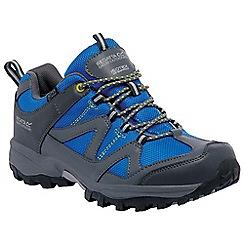 Regatta - Oxford blue gatlin walking shoe