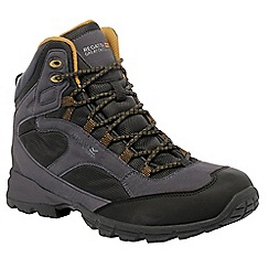 Regatta - Grey westland walking boot
