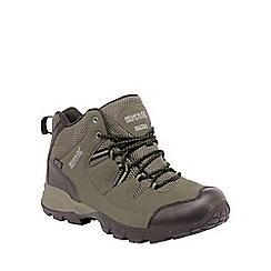 Regatta - Khaki holcombe walking boot
