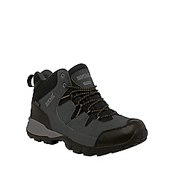Regatta - Grey holcombe walking boot