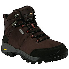 Regatta - Brown Asheland hiking boot